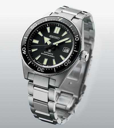 f66b9bd4061041 In aanvulling op de Prospex Diver Limited Edition introduceert Seiko nog 2  bijzondere duikershorloges als hommage aan Seiko s eerste Diver uit 1965.